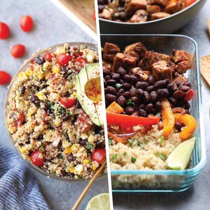 10 Healthy Quinoa Recipes (+ Basic How-to)