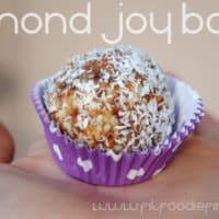 almond joy balls
