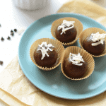 Make these coconut chocolate energy balls for a healthy, high-power snack that will satisfy your sweet tooth!