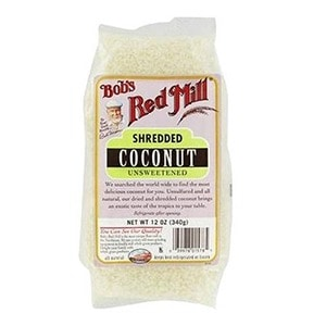 Unsweetened Shredded Coconut