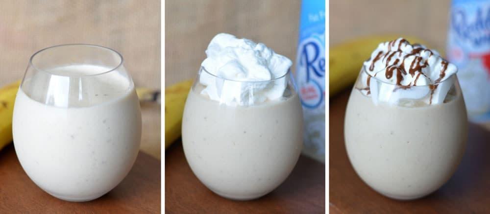 Healthy Banana Shake
