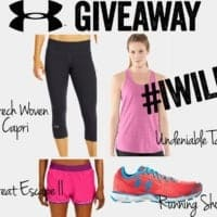 Under Armour #WhatsBeautiful Giveaway