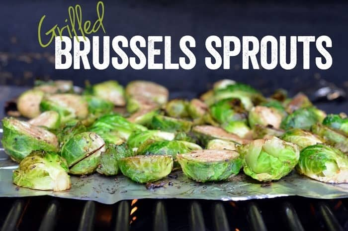 Grilled Brussels Sprouts. I like them. - Fit Foodie Finds