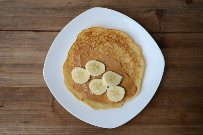 Gluten Free Protein Crepes