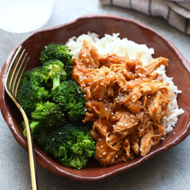 Fit foodie finds where healthy meets delicious crockpot sesame chicken recipe forumfinder Choice Image