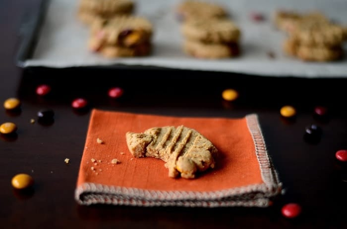 Grain Free Peanut Butter Cookies