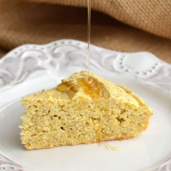 Healthy Thanksgiving Recipe Idea- Quinoa Cornbread