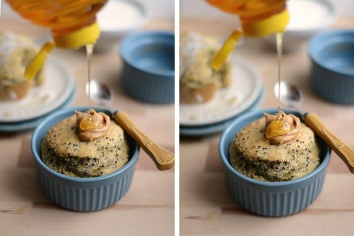 Quinoa Cornbread Breakfast Bake #glutenfree