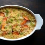 Sweet Potato Quinoa Gratin