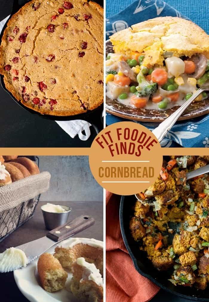 Fit Foodie Finds: Cornbread #glutenfree #recipes