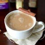Allergy Friendly Chai Tea Latte