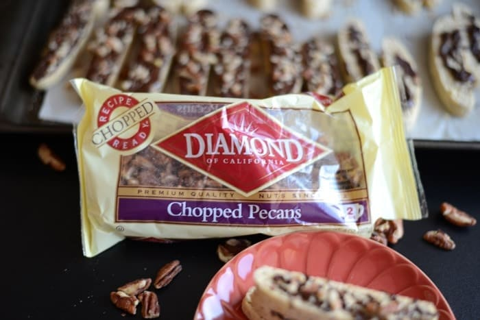 Easy Gluten Free Almond Biscotti - Fit Foodie Finds