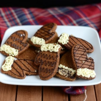 Holiday Graham Cookies [gluten free]