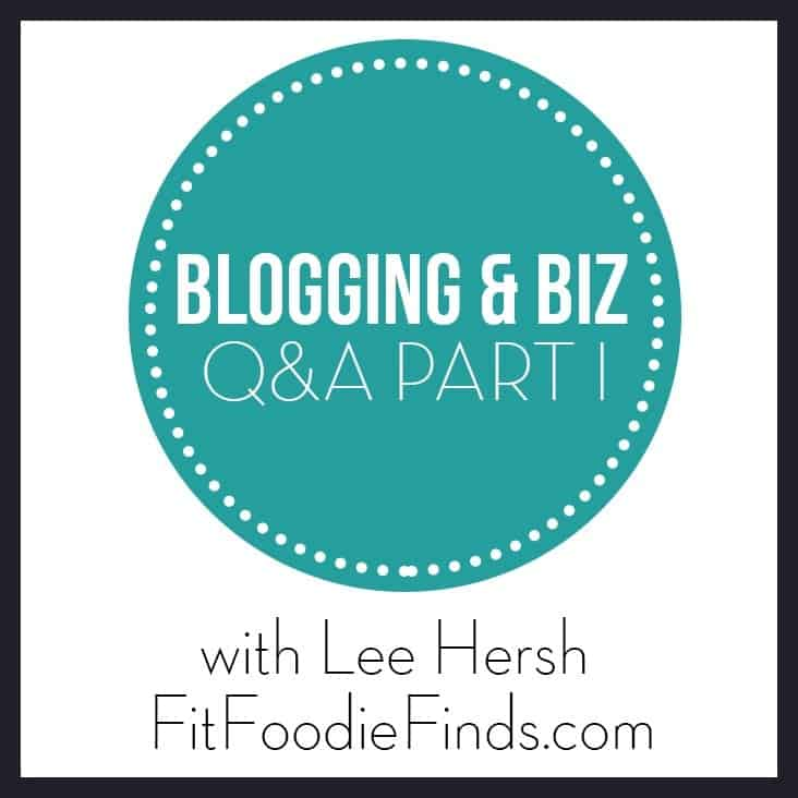 Blogging and Business Q&A
