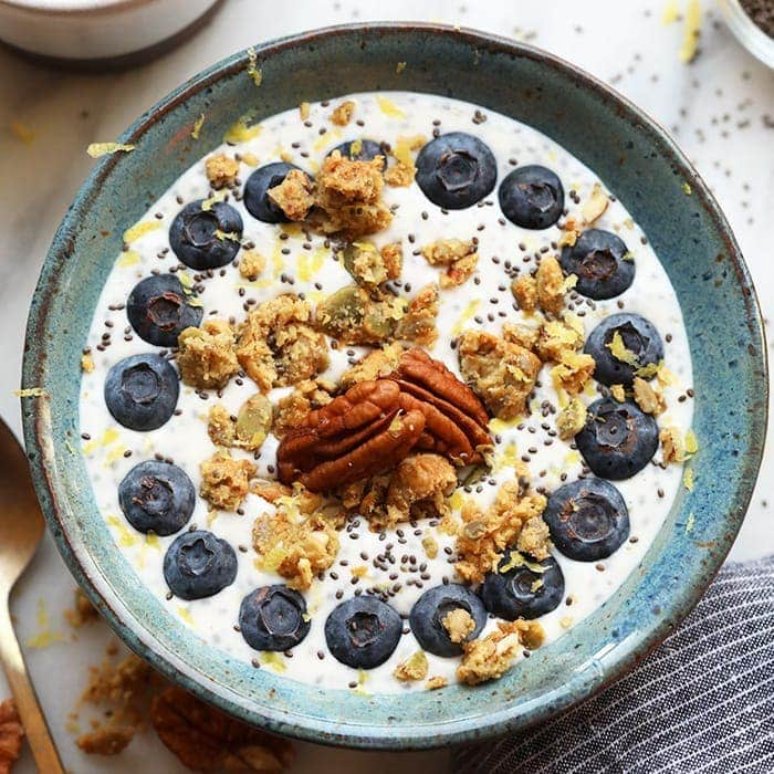 chia yogurt power bowl fit foodie finds