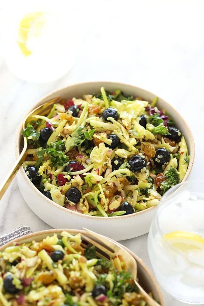 Detox Salad with Turmeric