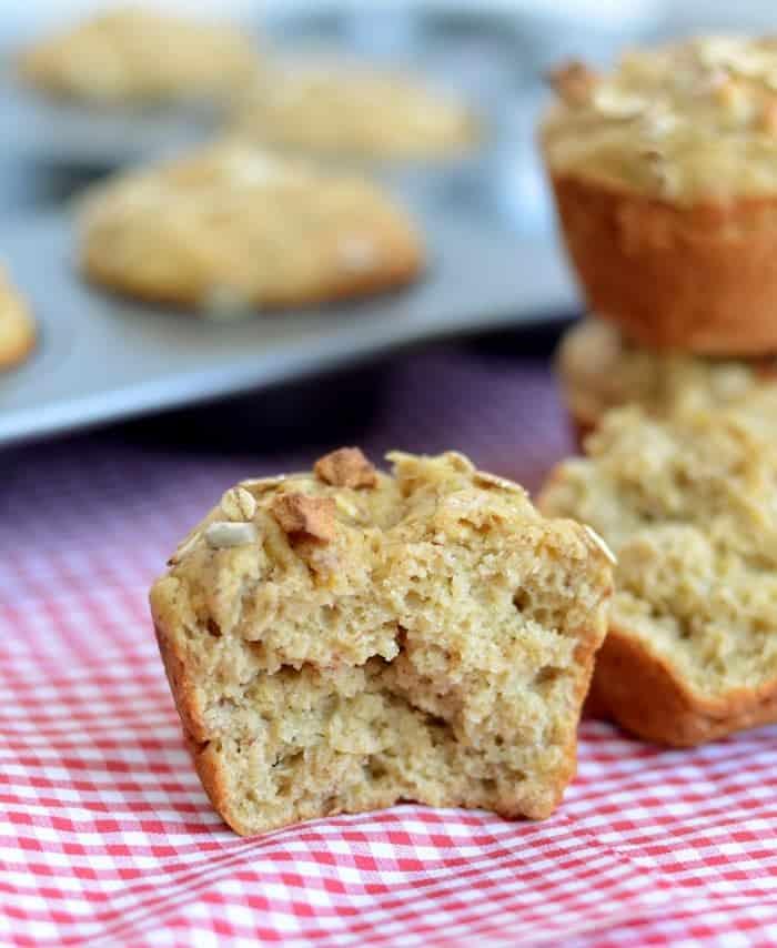 Gluten Free Muesli Breakfast Muffins