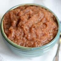 Crock-Pot Cinnamon Applesauce