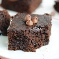 Sneaky Beet Brownies