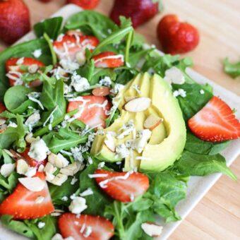 5 Healthy Spring Salads