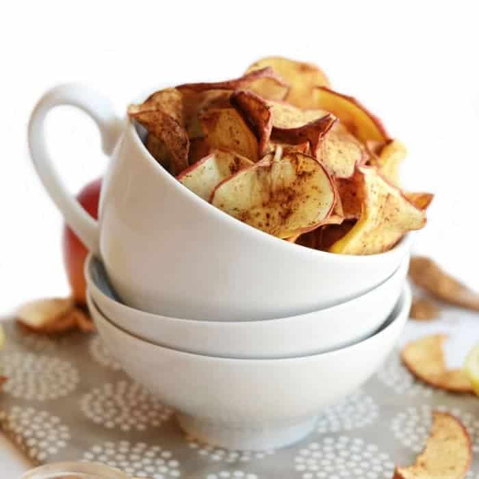Chai Apple Chips