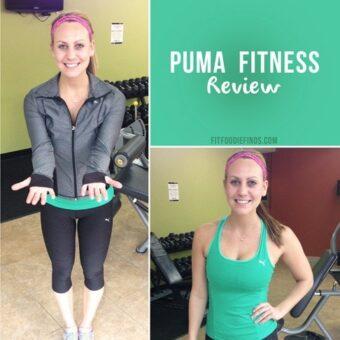 Fit Fashion with Puma
