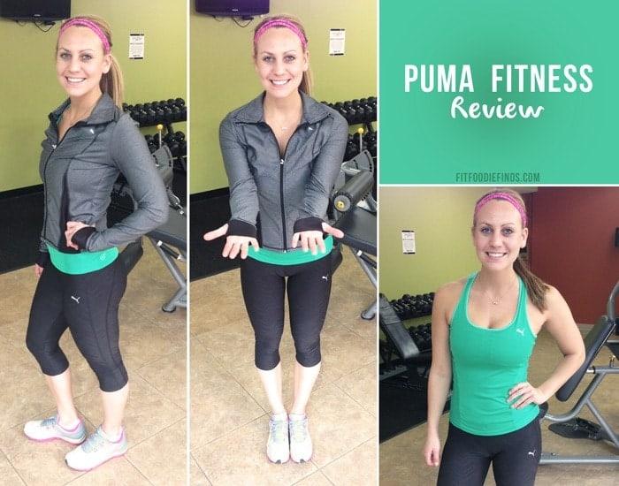 Puma Fitness Review #FitFluential #PumaFitness