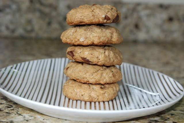 Healthy Chocolate Chip Recipes via FitFoodieFinds.com