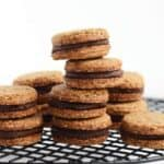 Inside-Out Grain-Free Oreos
