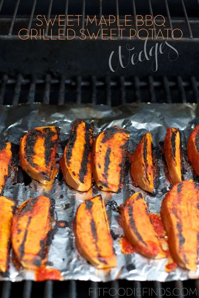 How long do baked sweet potatoes take on the grill