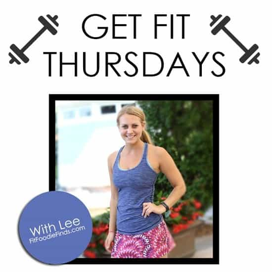 Get Fit Thursdays with FitFoodieFinds.com