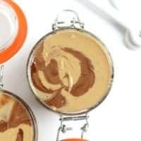 Chocolate Vanilla Swirl Cashew Butter