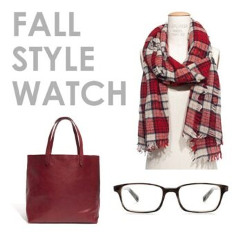 Fall Style Watch- Fashion for the Active Lifestyle