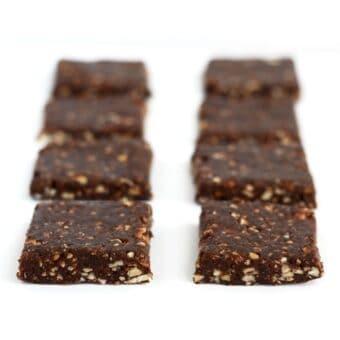 3-Ingredient Guilt-Free Brownies