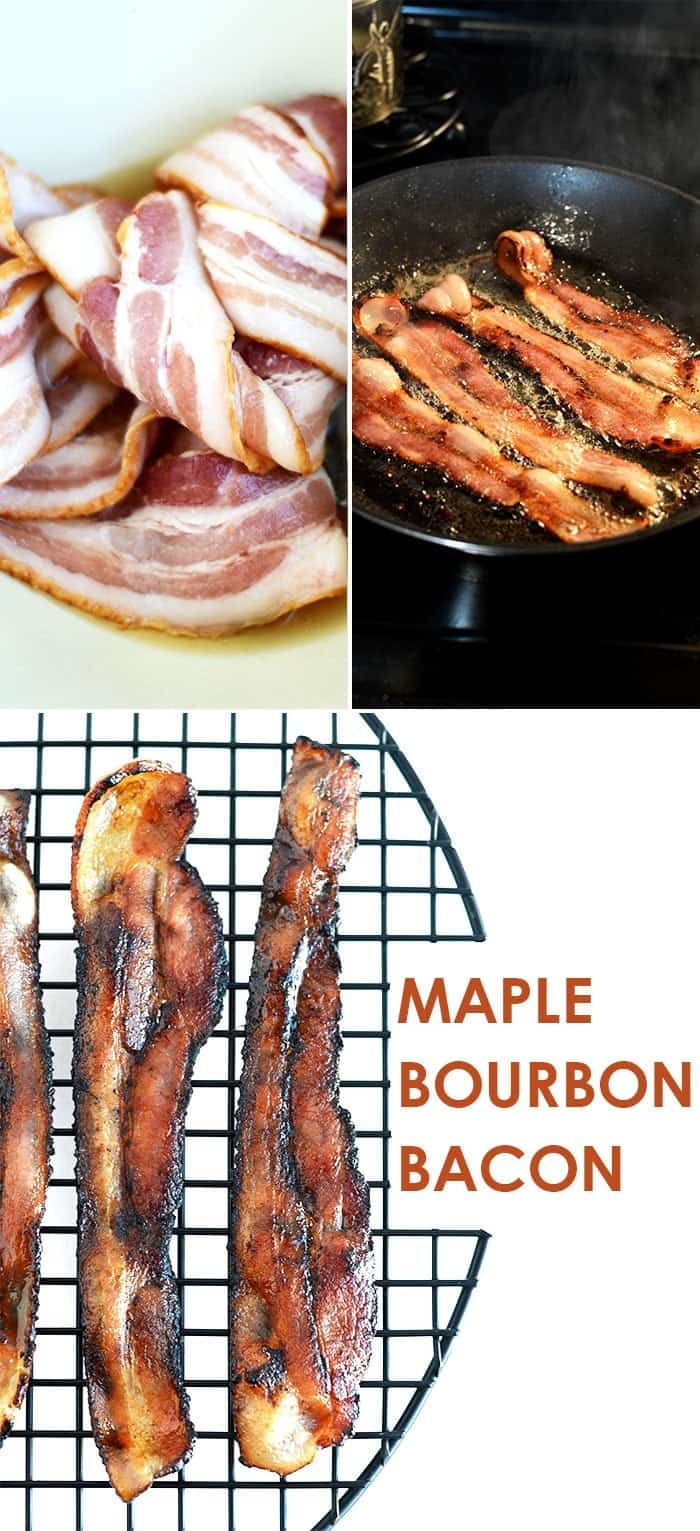 Maple Bourbon Bacon