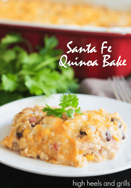 15 Healthy Quinoa Casserole Recipes #healthy #recipe