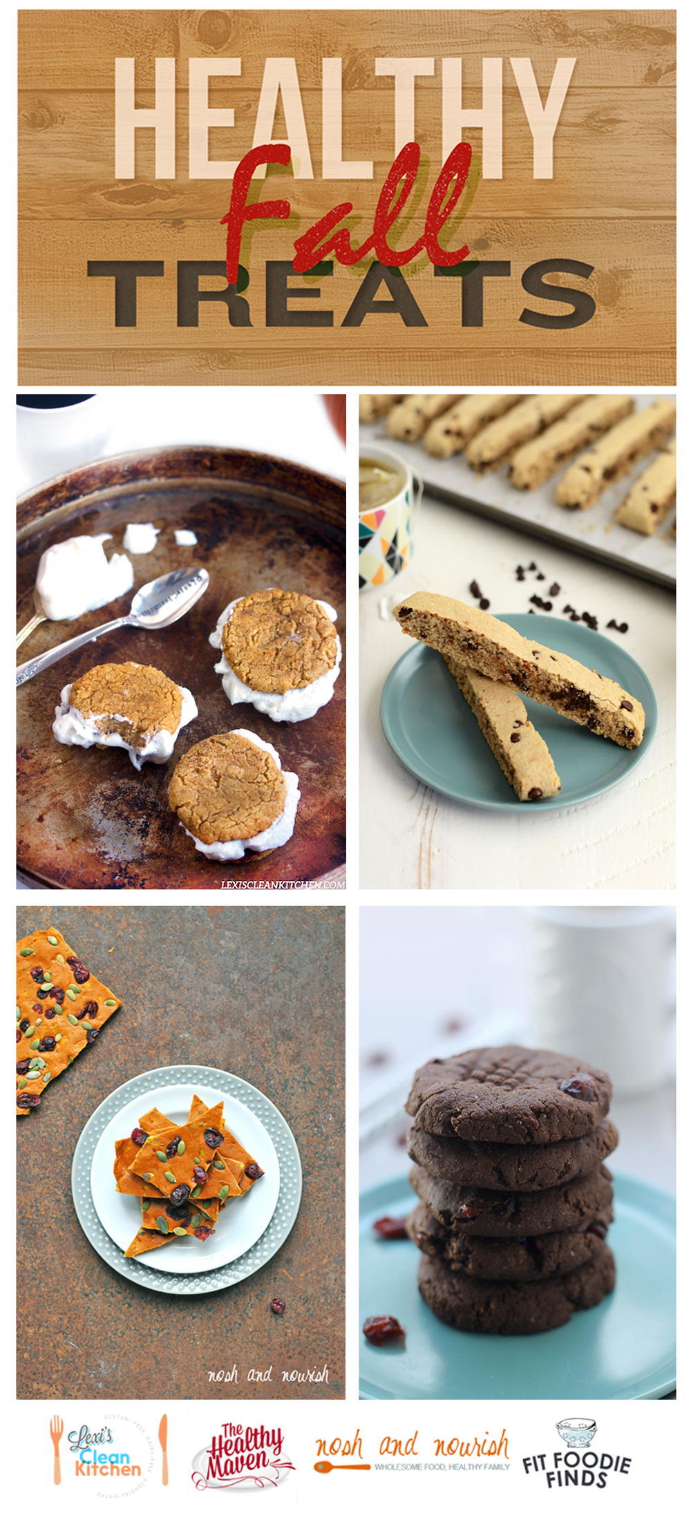 Healthy Fall Treats #glutenfree #dairyfree #grainfree #paleo