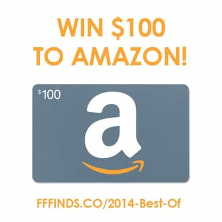 Win a $100 Amazon Gift Card for being awesome!