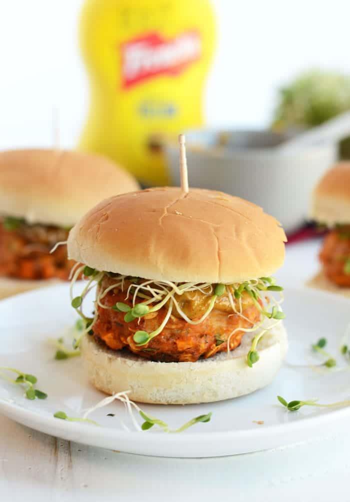 Super Food Meatloaf Sliders + More Healthy Detox Recipes!
