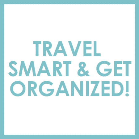 Travel Smart- Get Organized + TownPlace Suite by Marriot $100.00 Gift Card Giveaway!