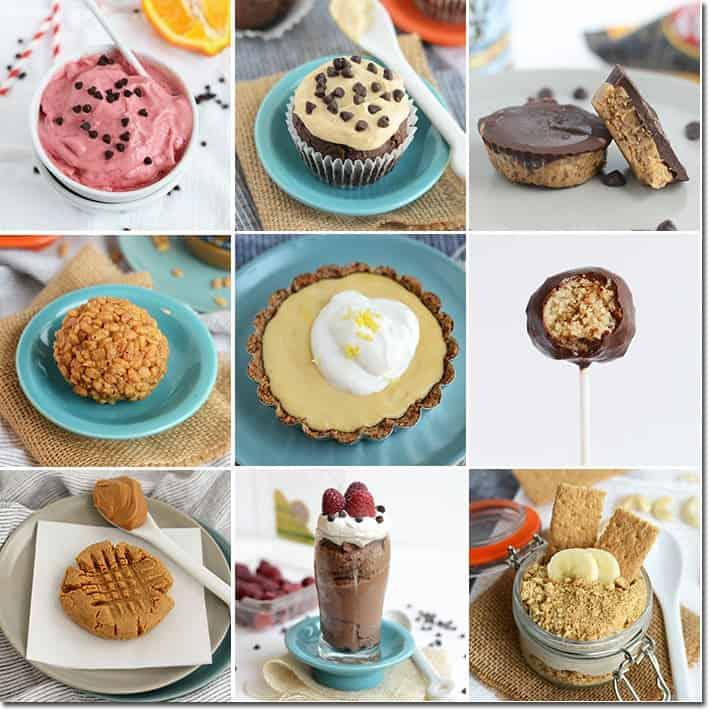 34 Healthy Single-Serve Desserts E-book