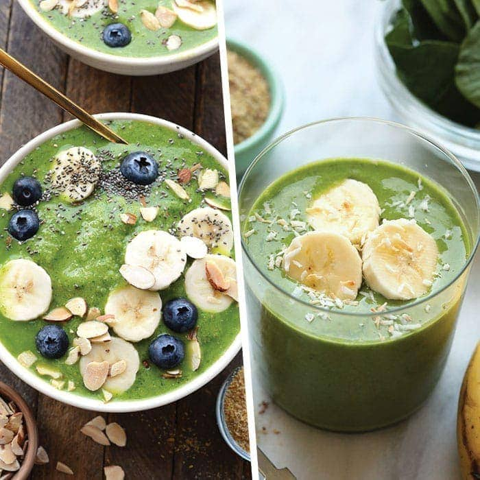 The Best Green Smoothie Recipes