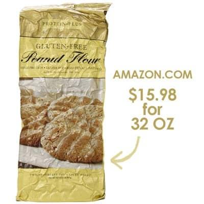 Peanut Flour - Amazon $15.98 for 32 OZ