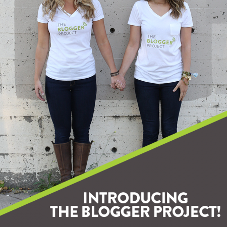 Introducing- The Blogger Project!