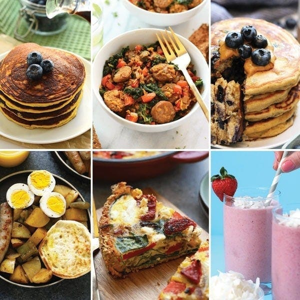 High Protein Breakfast Recipes