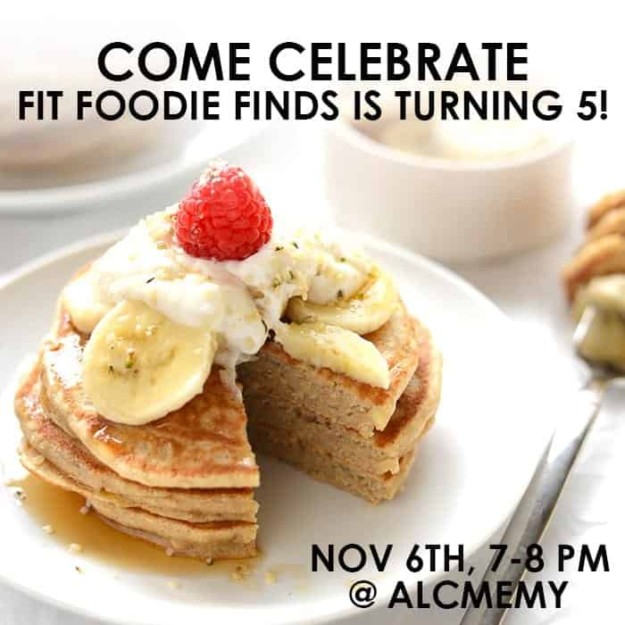 Come celebrate with Team Fit Foodie and Alchemy on Friday, November 6th for a Happy Hour from 7:00 - 8:00 PM! Wine, beer, and apps will be provided. All you need to bring is good company. Just by walking through the door you'll have a chance to win a FREE private party with all of your friends at Alchemy.