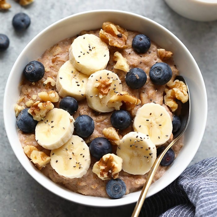 The 50 Best Oatmeal Recipes on the Planet - Fit Foodie Finds