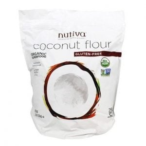 photo of coconut flour