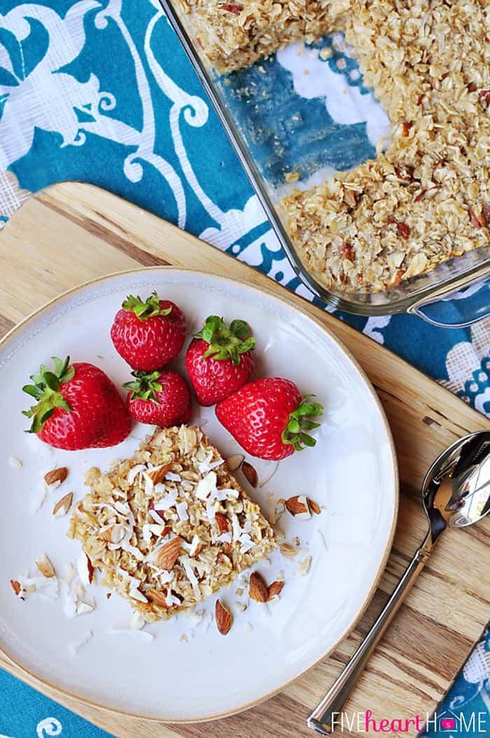 Healthy Breakfast Bakes Fit Foodie Finds