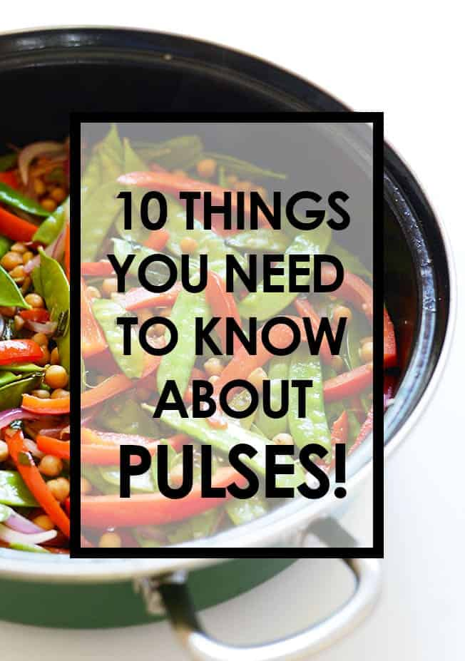 The United Nations named 2016 as the International Year of the Pulses - here's 10 things you need to know about pulses!